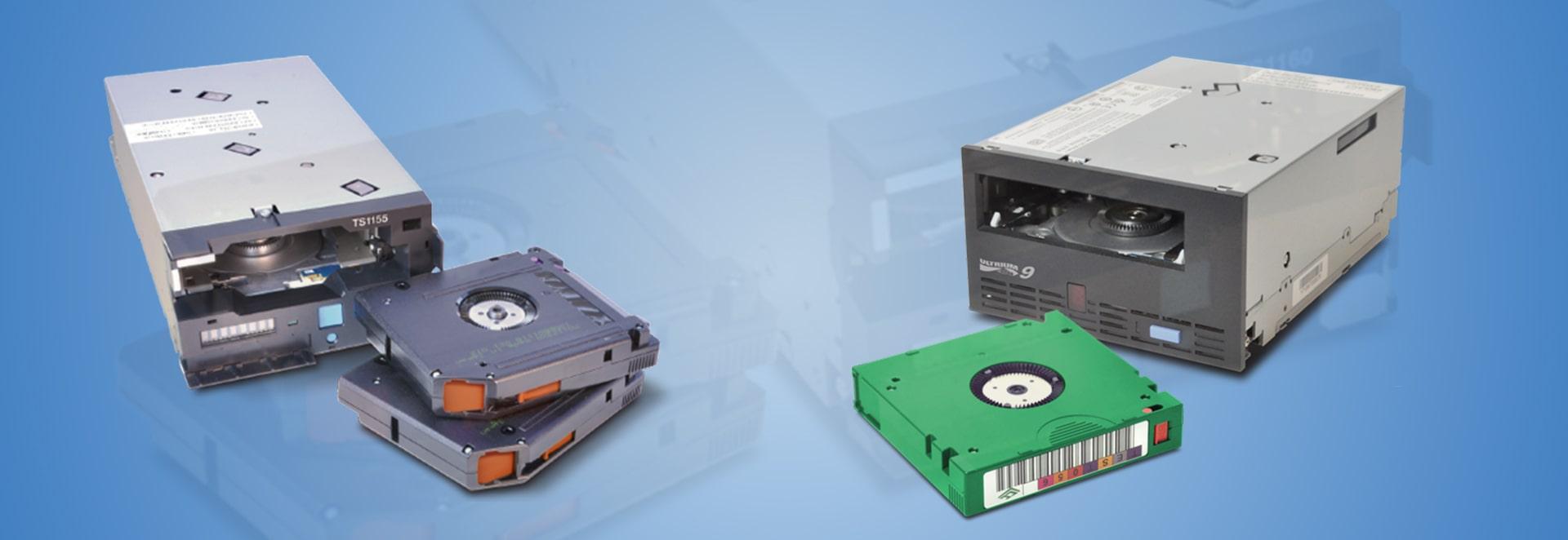 Tape Drive Recovery & Repair